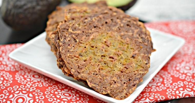 Nacho Cheese Keto Avocado Chips