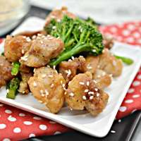Tasty Keto Sesame Chicken