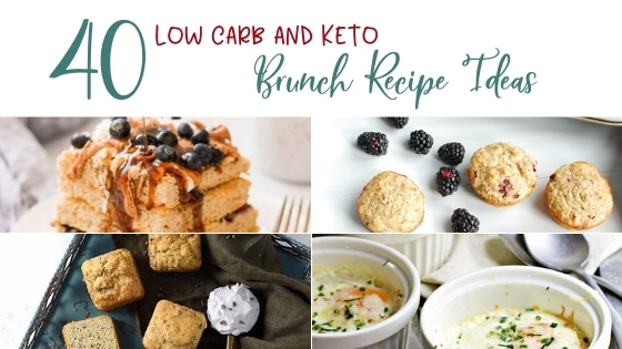 40 Low Carb Keto Brunch Recipes