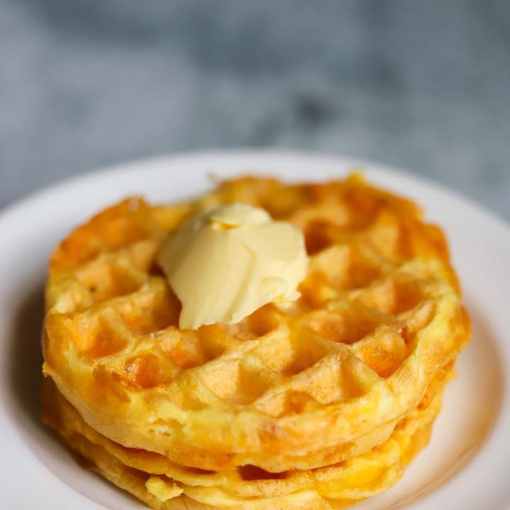 Easy Traditional Keto Chaffle Recipe