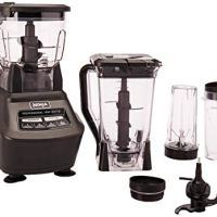 Ninja Mega Kitchen System Blender/Food Processor with 1500W Auto-iQ Base