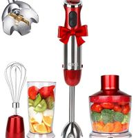 4-in-1 Hand Immersion Blender 12 Speeds