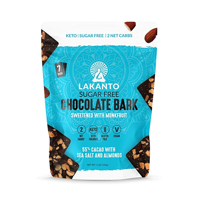 Lakanto Sugar-Free Chocolate Bark