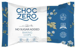 Choczero white chocolate chips
