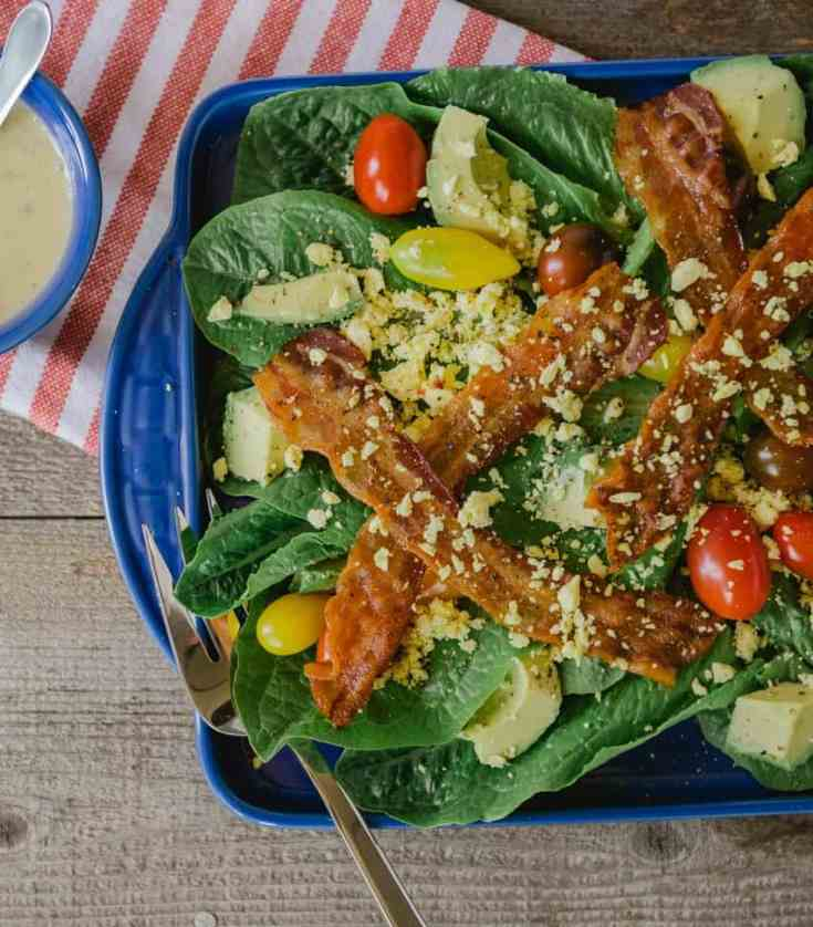 Amazing BLT Salad