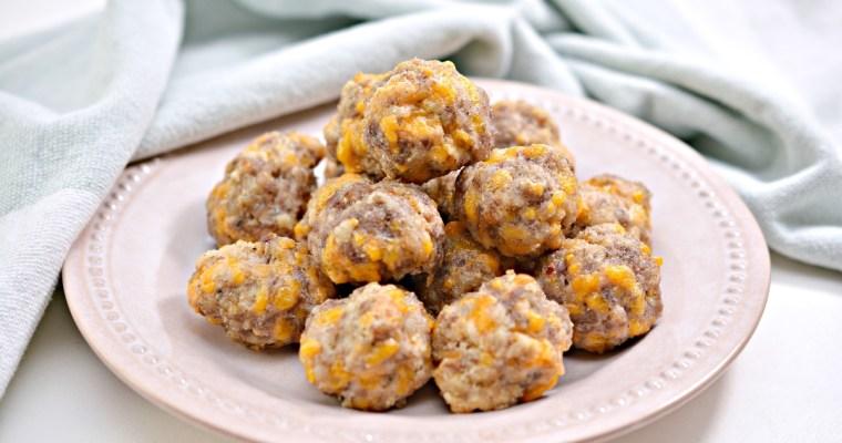 Best Keto Sausage Balls