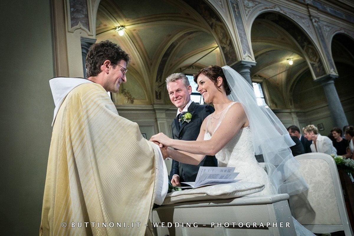 Fotografo Matrimonio Calusco