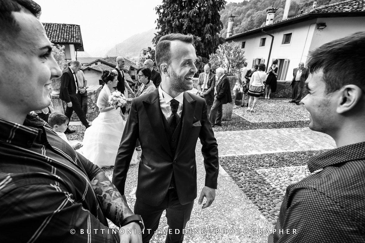 Fotografo Matrimonio Zogno