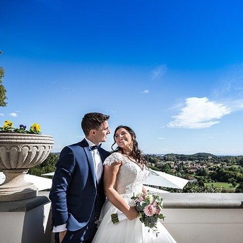 Matrimonio Villa Calchi