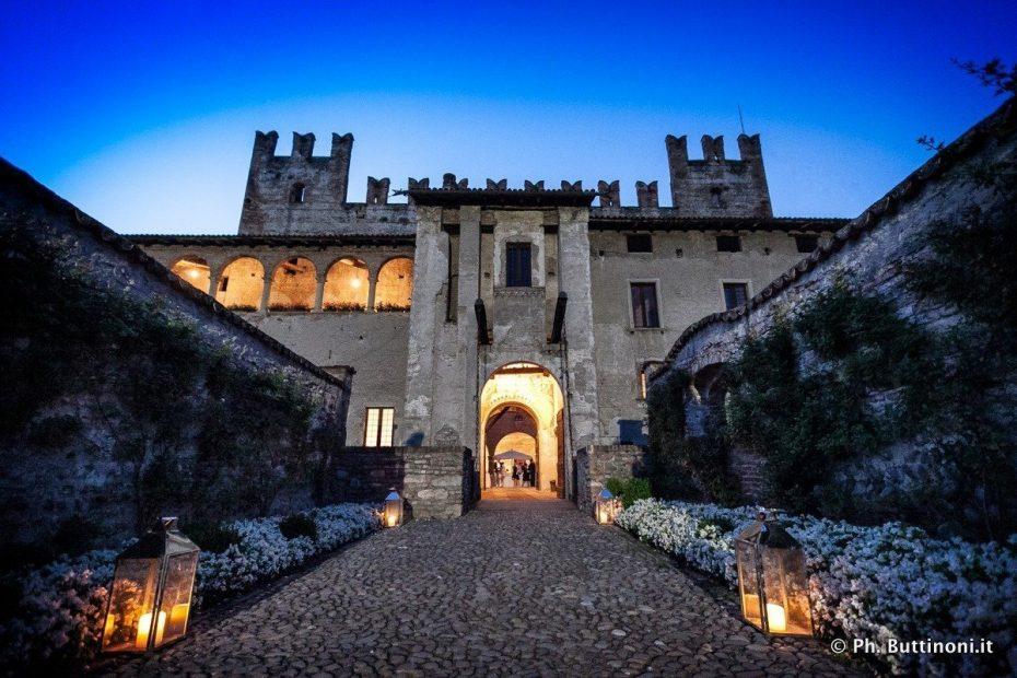 Fotografo Matrimonio Castello di Malpaga