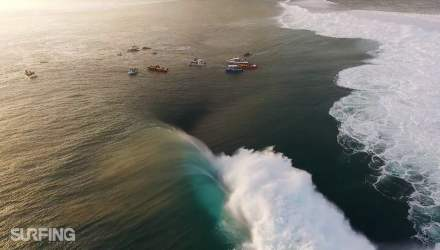 Teahupo'o, Du Ciel - technology news - buttondown.tv