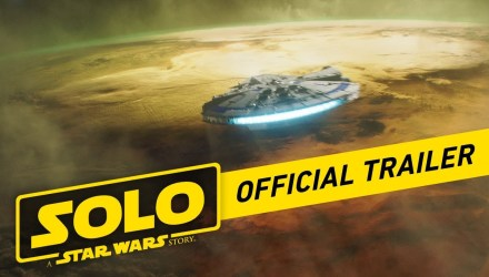 Solo: A Star Wars Story Official Trailer - movie trailers - buttondown.tv