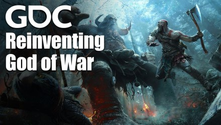 GDC: Reinventing God of War - movie trailers - buttondown.tv