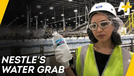 How Nestle Makes Billions Bottling Free Water | Direct From With Dena Takruri – AJ+ - technology news - buttondown.tv