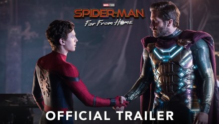 SPIDER MAN FAR FROM HOME Image - Movie trailers - Buttondown.tv
