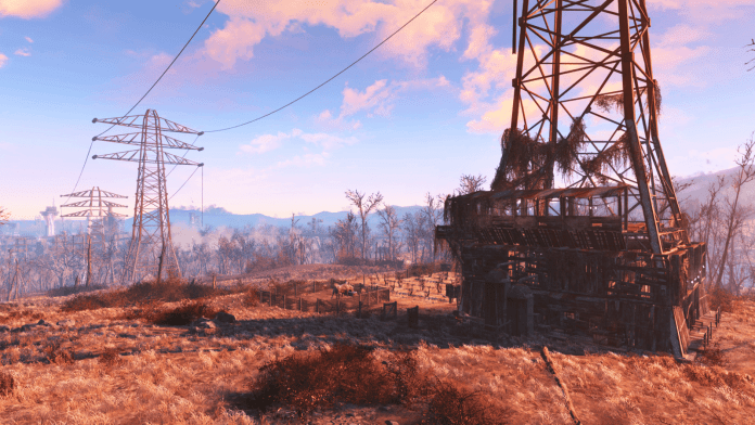 Fallout 4 Update for High Resolution Pack & PS4 Pro Support