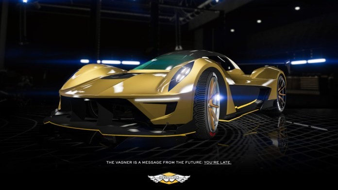 GTA Online: New Car, Adversary Mode & Independence Day Content