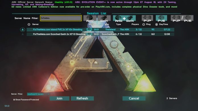 The Fix The Meta Ark Server FAQ and Rules