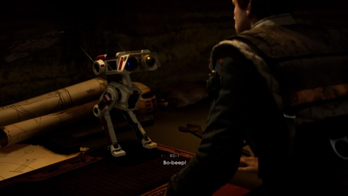 Star Wars Jedi: Fallen Order Review - A Man and His Droid