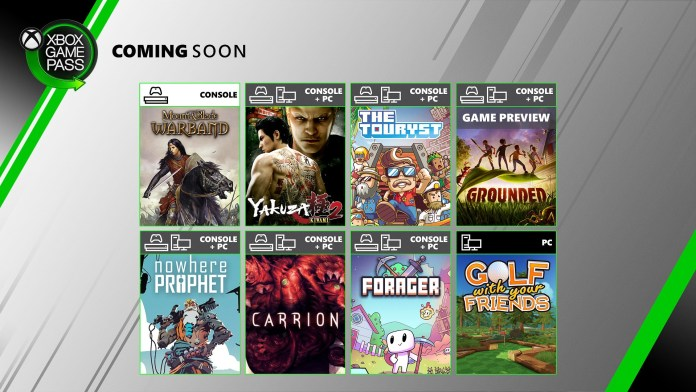 Microsoft Is Adding Eight More Games To Xbox Game Pass This Month