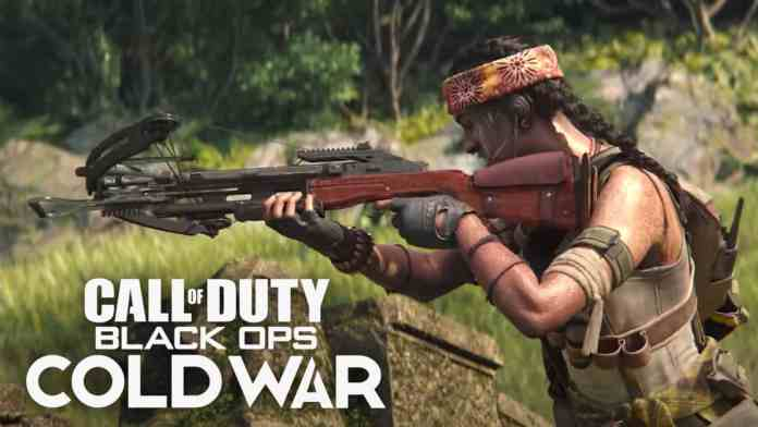 Call of Duty: Black Ops Cold War Adding Several Maps Next Week; New Weapon Added Today
