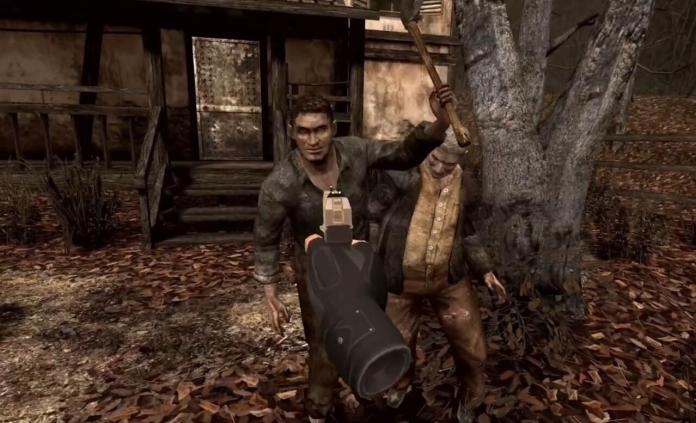 Resident Evil 4 Is Being Overhauled For Oculus Quest 2