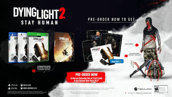Dying Light 2 Preorder Guide: Editions, Bonuses and More