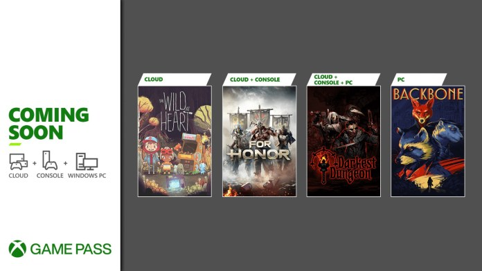 Xbox Game Pass Titles Revealed For June 2021