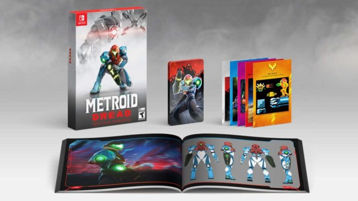 Metroid Dread Preorders Available For Nintendo Switch
