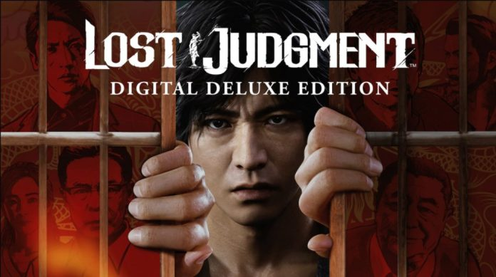 Lost Judgment Available For Preorder