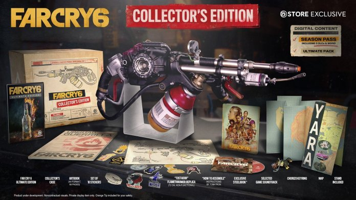 Far Cry 6 Preorder Guide: Bonuses And Editions Are Available