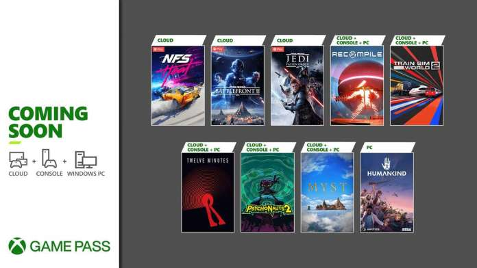 Xbox Game Pass Getting More Titles In August