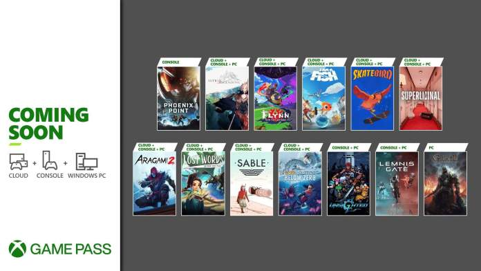 Check Out The Rest Of This Months Xbox Game Pass Titles
