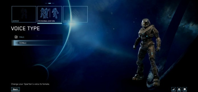 Halo: MCC Beta Adds Nongendered Body Types, Voices Separated From Them