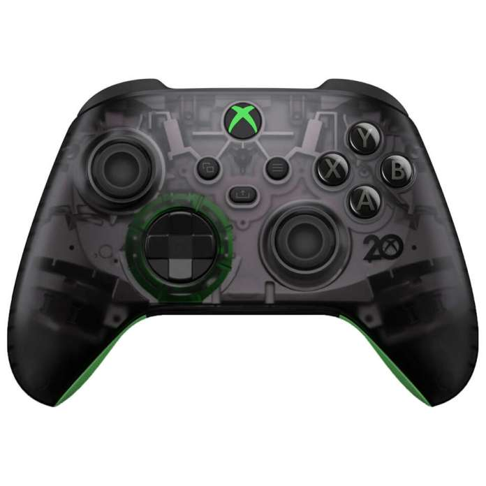 20th Anniversary Xbox Controller And Headset Releasing In November