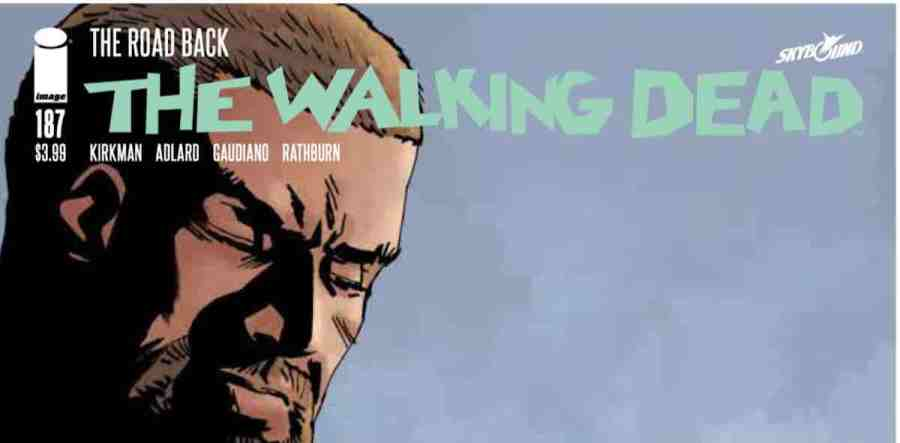 The Walking Dead #187 - But Why Tho?
