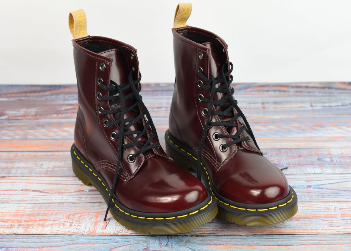 dr martens story of the boots
