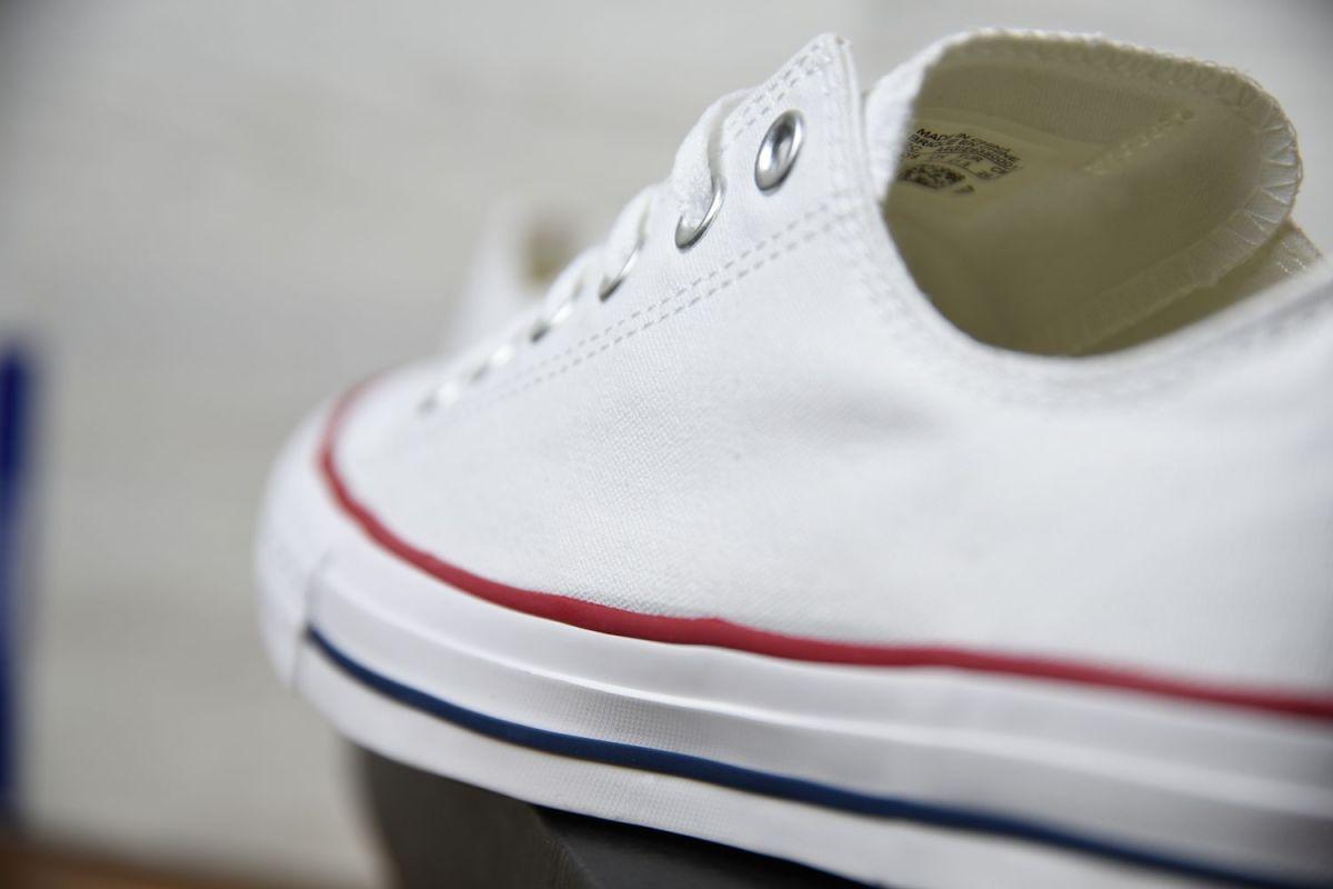 Podeszwa w oryginalnych butach Converse