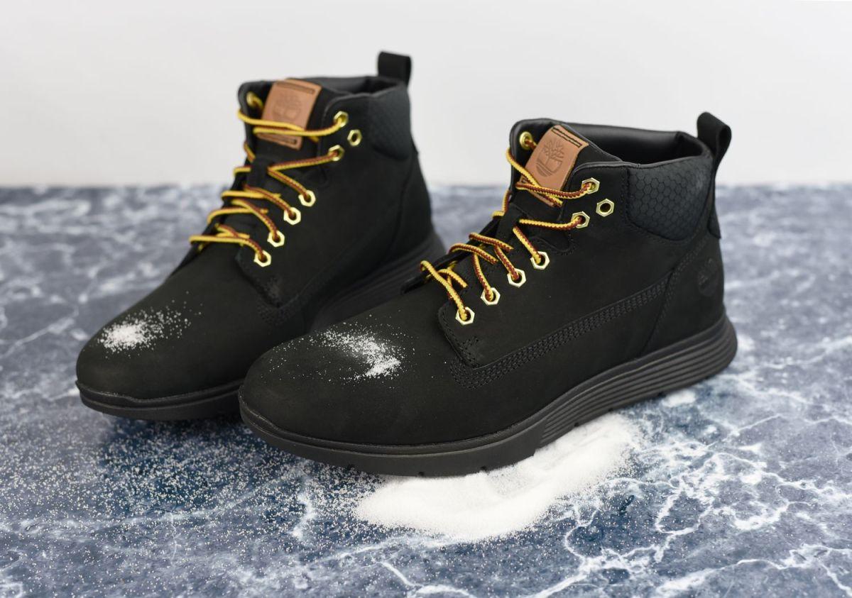 Jak pozbyć się soli z butów