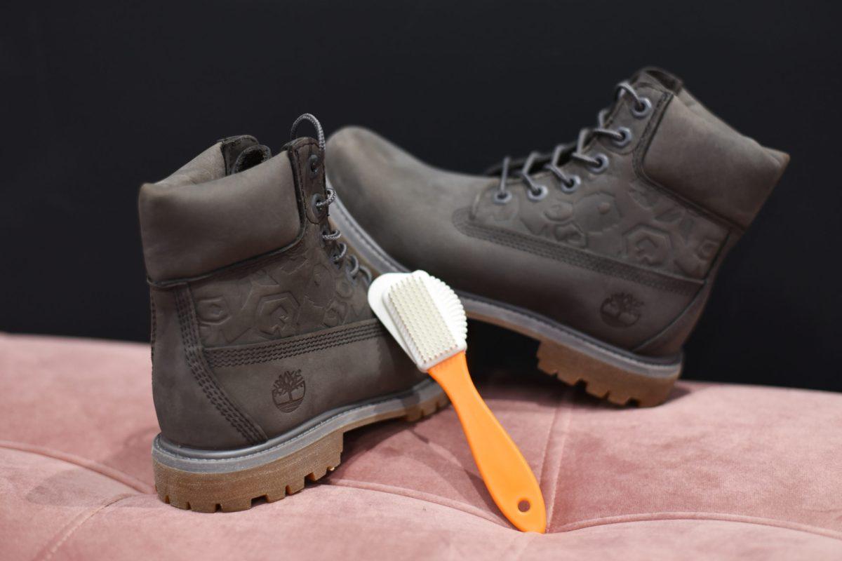 buty timberland jak czyścić