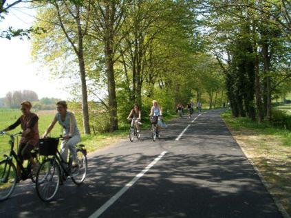 fietstocht en rozen maken 032