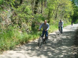 fietstocht en rozen maken 042