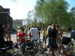 fietstocht en rozen maken 065
