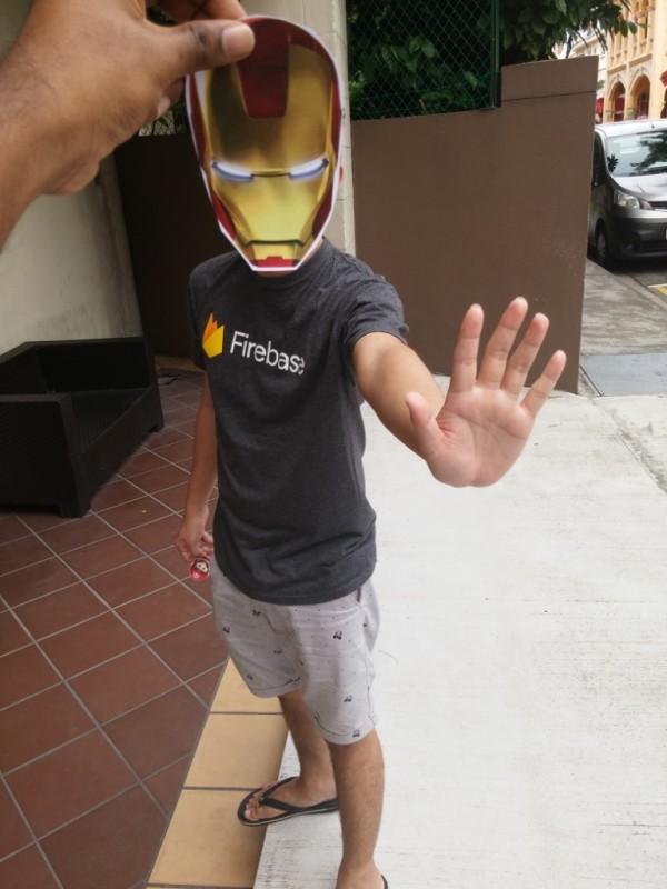 Iron Man Licco