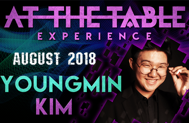 At The Table Live Hyoungmin Kim August 15, 2018