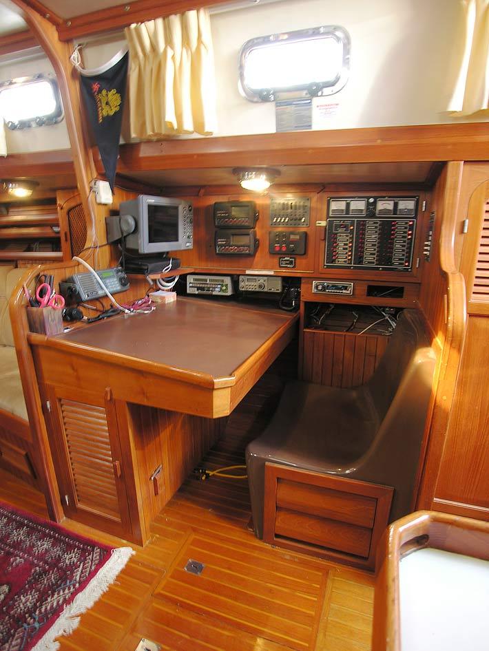 Slocum 43 World Cruiser 1985 For Sale By Jan Guthrie Yacht Brokerage