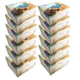 Dátiles de Medjool Ecológicos Frescos XL (12x1kg)
