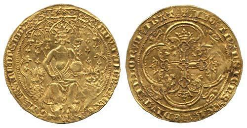see the rarest gold coin at the British Museum in London