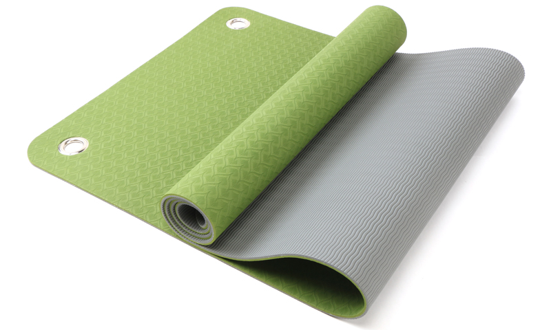 Hang up TPE yoga mat