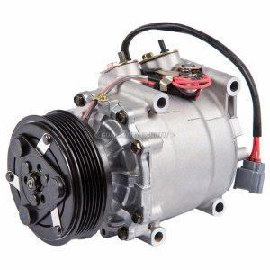 2004 Honda Civic AC Compressor 17L Engine 6001584 NC